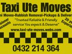 Taxi Ute Moves
