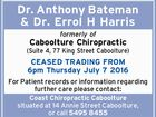 Dr. Anthony Bateman & Dr. Errol H Harris