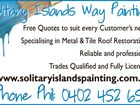 Solitary Islands Painting and Decorating