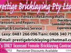 Prestige Bricklaying Pty Ltd
