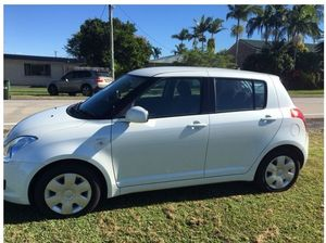 2008 Suzuki Swift Hatch
