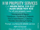 HM PROPERTY SERVICES