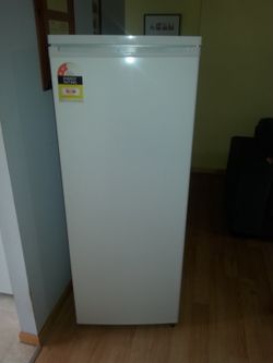 All Fridge 240 liter. Less than 12 months old. Books. over $600 new.