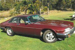 1988 Jaguar XJS V12 Only 51,000kms, front spoiler, ABS brakes, intercooler, limited slip diff, 10...