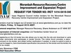 ISAAC Moranbah Resource Recovery Centre Improvement and Expansion Project