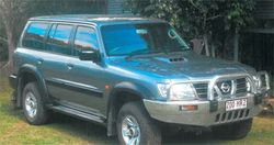 2004 Nissan Patrol, 3L turbo diesel, 5 speed man, 7 seater, only 155,000km, lots of extras for to...