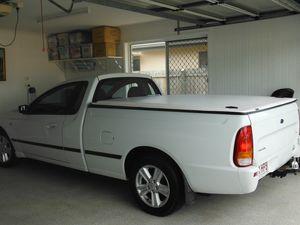 2003 Falcon Ute 1Ton Auto