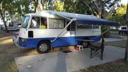 1982 diesel manual 4 cylinder, 2 seater, r/worth, 2 new batt, all tyres good cond, rego till Nov, re...