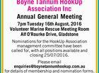 Boyne Tannum HookUp Association Inc