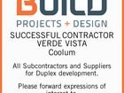 Build Projects and Design