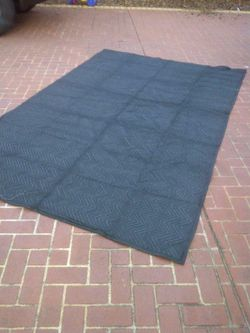 I have some left over furniture blankets for sale 1.8 x 3.6 quilted  blue in colour. Great for movin...