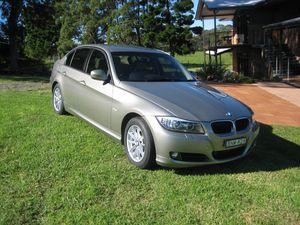 BMW 320d – Auto -2012
