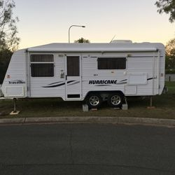"""21"""" Traveller Hurricane Caravan,  Great condition,  very little use,  Cur..."""