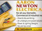 AARON NEWTON ELECTRICAL