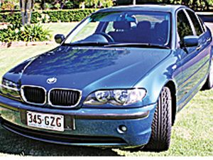 BMW 2002, 318I Executive sedan