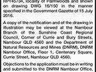 Proposed Permanent Road Closure
