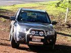 4WD SUZUKI GRAND VITARA 3 DOOR 2014