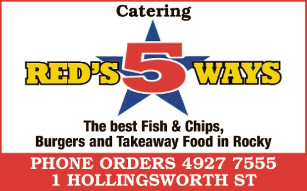 The Best Fish & Chips, Burgers and Takeaway Food in Rocky