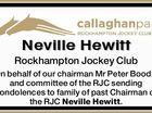 Neville Hewitt