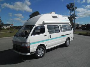 Toyota Hiace Camper  - low klms 87,000