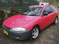 Good condition, Manual, Pioneer stereo (bluetooth), Reconditioned air-con, Alloys, *Pink slip, Rego...