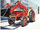 Kubota Tractor & Slasher Package