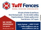 TUFF FENCES