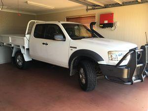 2007 Ford Ranger PJ Supercab