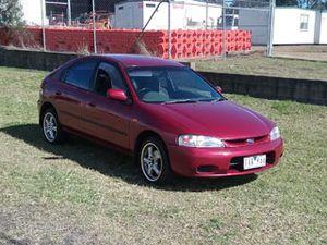Laser Liata Ghia Hatch 1995