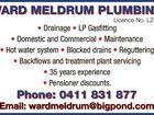 Ward Meldrum Plumbing
