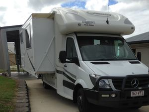 SUNLINER HOLIDAY 507 MOTOR HOME
