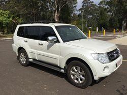 2012 MITSUBISHI Pajero,  Platinum II, diesel, auto, 82,000kms, 7 seater, Thule bars, t/b...