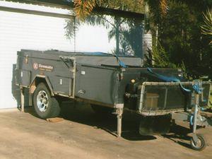 2014 Ecomate true offroad camper trailer