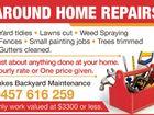 Lukes Backyard Maintenance
