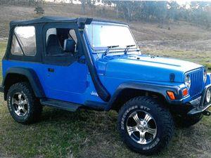 Jeep 4WD Wrangler