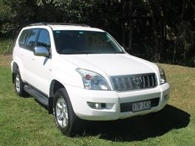 Toyota Prado 2005