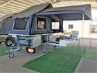 FORWARD FOLD REVERSE CYCLE A/C Campers