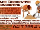Jace Decorative Concreting