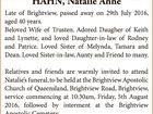 HAHN, Natalie Anne