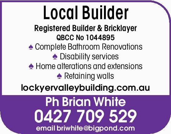 Local Builder Registered Builder & Bricklayer   QBCC No 1044895   Complete Bathroom R...