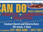Can Do Pest control