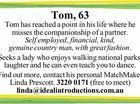 Tom, 63