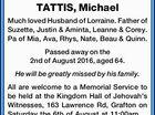 TATTIS, Michael