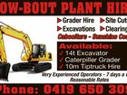 HOW BOUT PLANT HIRE