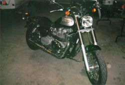 06 Triumph America, good condition, single seat rego, good cruiser, low mileage, serviced regular...