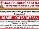 J&J Plumbing Services