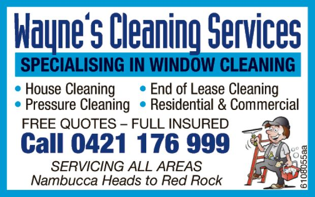 SPECIALISING IN WINDOW CLEANING