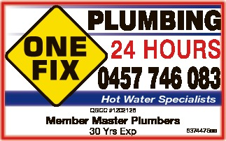 Hot Water Specialists   QBCC #1202126   Member Master Plumbers   30 Yrs Exp