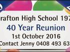 Grafton High School 1976