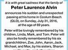 Peter Laurence Alvin